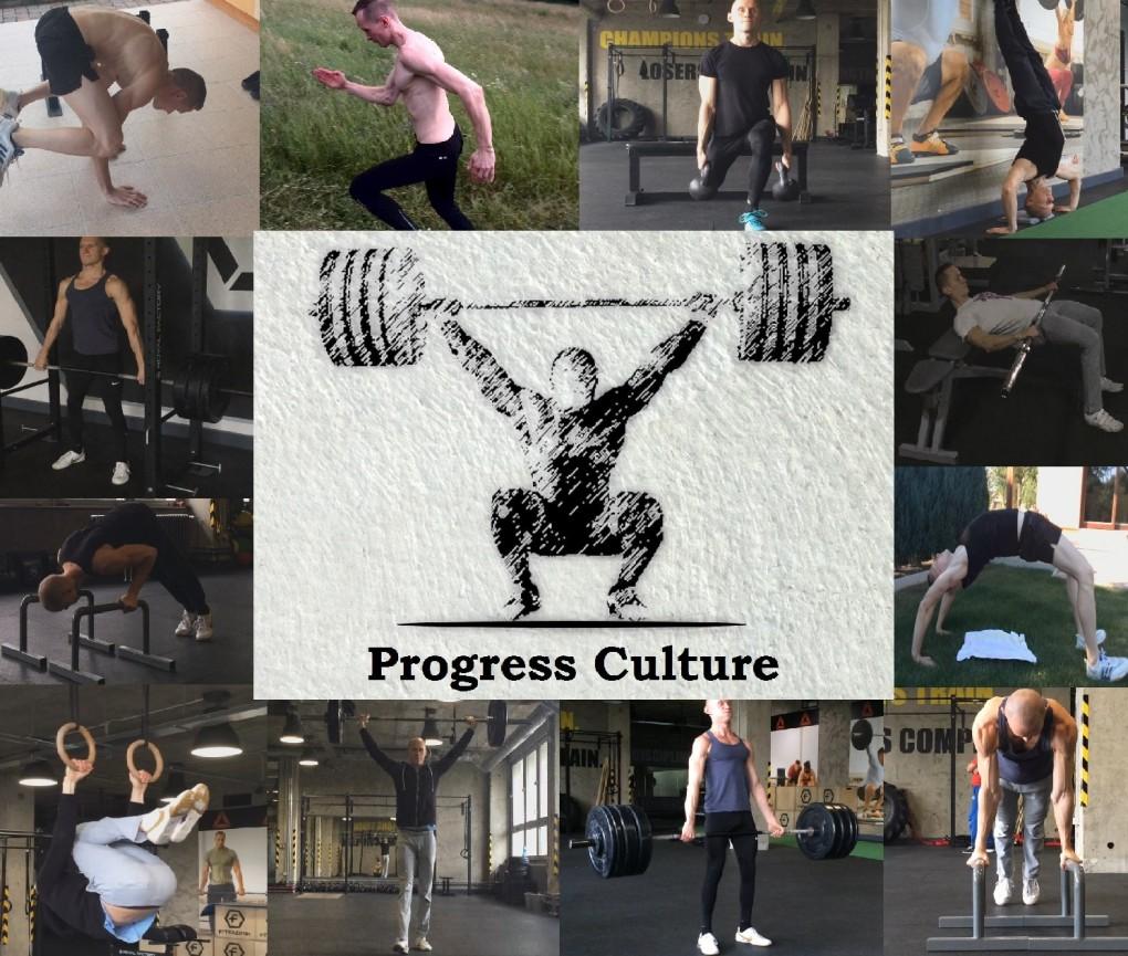 Progress Culture