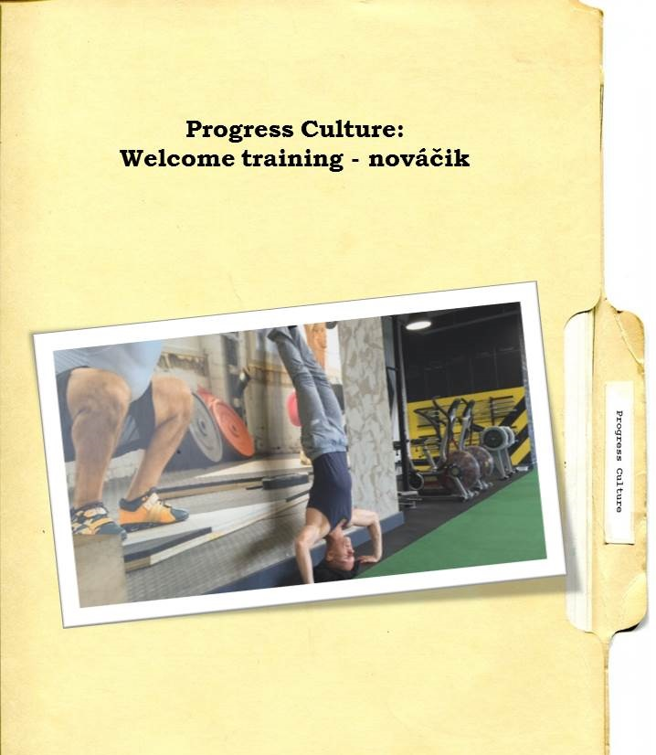 Progress Culture Welcome Training novacik