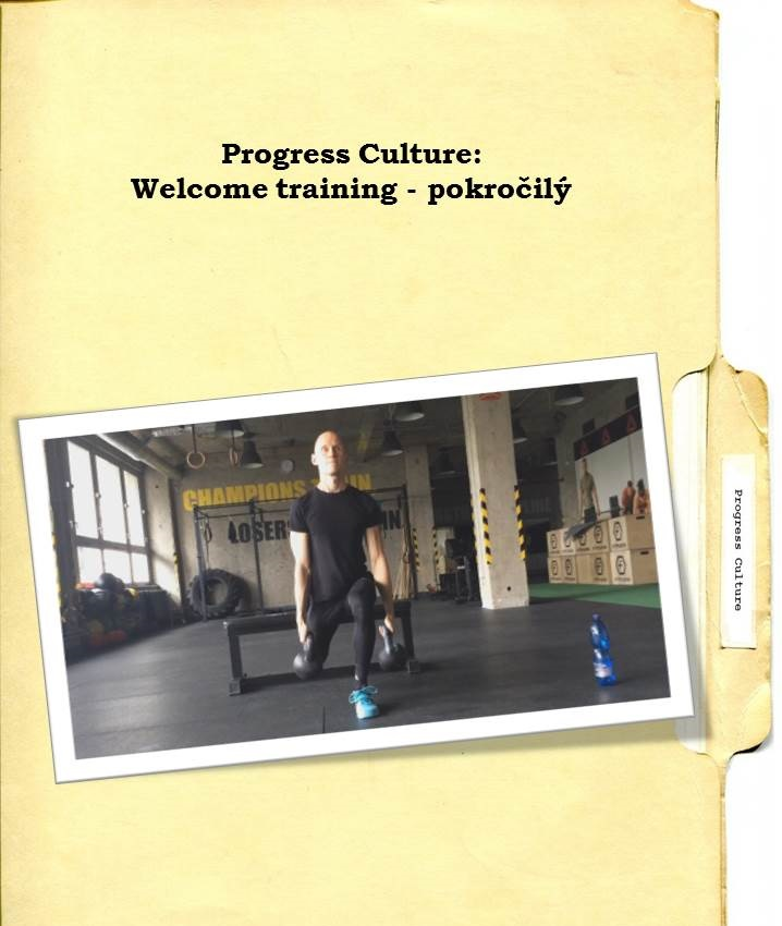 Progress Culture Welcome Training pokr